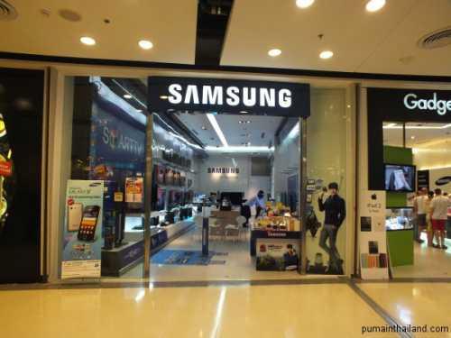 samsung тестирует свои смартфоны пятой точкой