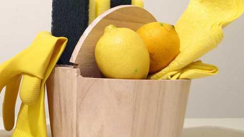 уборка в доме: 4 трюка для безупречной чистоты