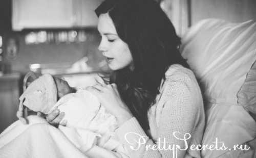 cчастье быть мамой